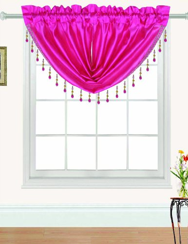 RT Designers Collection Nikki Valance, 47 by 37-Inch, Neon Pink