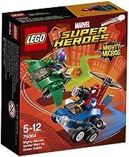 Comprar LEGO Super Heroes - Playset Spider-man Duende verde, multicolor (76064)
