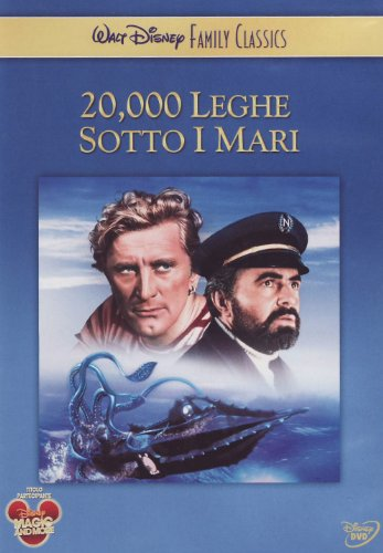 20.000 leghe sotto i mari [IT Import]