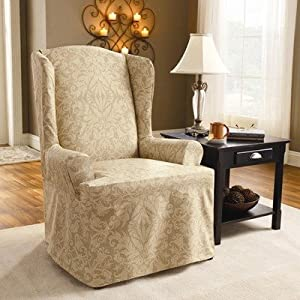 t-cushion chair slipcover sofa - Walmart.com