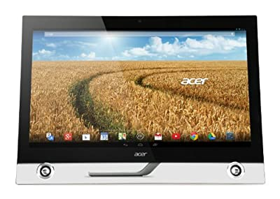 Acer TA272HUL 27-Inch WQHD All-in-One Touchscreen Android Desktop (Black)