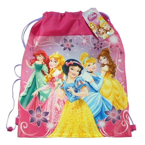 WeGlow International Disney Princess Non Woven Sling Bag (Pack of 3) - 1