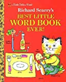 Scarry Best Word Book Ever (0603551211) by Scarry, Richard