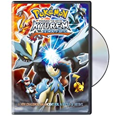Pokémon the Movie 15: Kyurem vs. the Sword of Justice