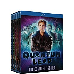 Quantum Leap: Complete Series [Blu-ray]