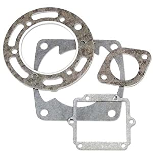 Cometic Gasket EST Top End Gasket Kit - 4in. Bore S&S Big Twin with OEM Rocker Box Gasket C9917S