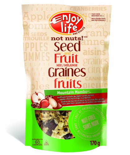Enjoy Life not nuts! Mountain Mambo Nut Free Trail Mix, Gluten, Dairy & Nut Free, ... by Enjoy Life Foods