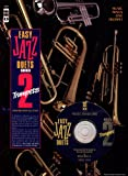 img - for Music Minus One Trumpet: Easy Jazz Duets for Two Trumpets and Rhythm Section (Sheet Music & CD) book / textbook / text book