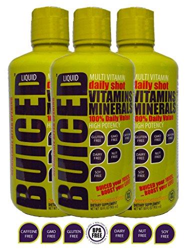 Green Veggie Juice front-1069336