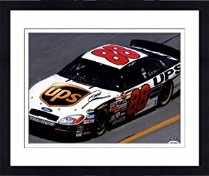 Signed Dale Jarrett Picture - Framed 11x14 - PSA DNA Certified - Autographed NASCAR... by Sports Memorabilia