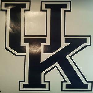 University of Kentucky Cornhole Decals - 2 Cornhole Decals