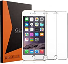 iPhone 7 Protector de Pantalla (4.7 Inch), PEMOTech® [2-Pack] iPhone 7 Vidrio Templado Protector de Pantalla para iPhone 7 4.7