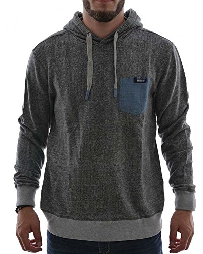 Kaporal Jeans - Kaporal Sweat Swing Grey - XL, grigio