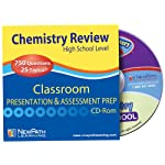 NewPath Learning Chemistry Review Interactive Whiteboard CD-ROM, Site License, High School