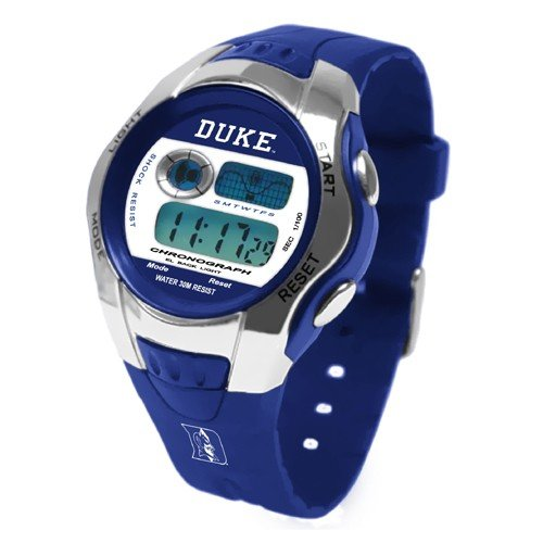 Duke Blue Devils Royal Blue Digital Sport Watch