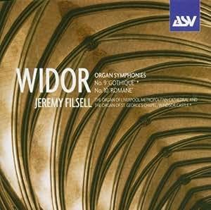 Widor Organ Symphonies 9 & 10