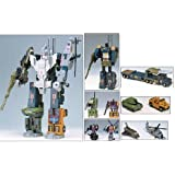 Transformers Bruticus G1 Takara Encore 16by Transformers