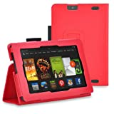 MoveAir - Red Amazon Kindle FIRE HD 7