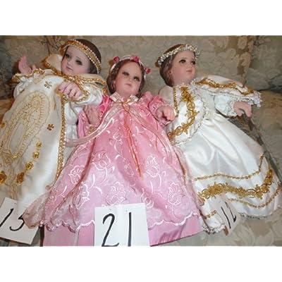 Amazon.com: Divina Infantita Baby Mary Doll