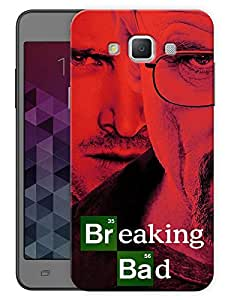 "Humor Gang Breaking Bad Poster Printed Designer Mobile Back Cover For ""Samsung Galaxy E7"" (3D, Matte, Premium Quality Snap On Case)"