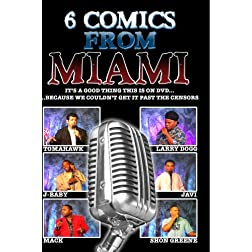 6 Comics From Miami