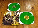 Yellow and Green Deluxe Green Colored vinyl Edition(2LP)vinyl