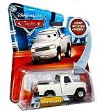Disney Pixar Cars Duff Wrecks #133 With Changing Eyes