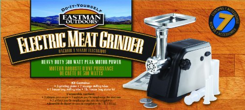 Eastman Outdoors 38252 Electric Meat Grinder