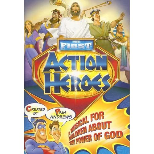 WordAction - The First Action Heroes (2005)