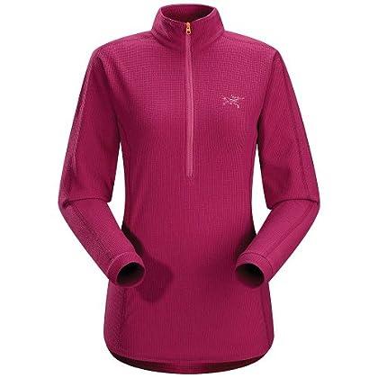 Dark Moss ARC/'TERYX Delta LT Zip Micro Fleece L//S Men/'s Pullover Small