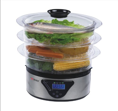 Programmable Food Steamer front-273745