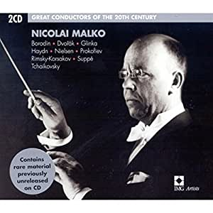 Nicolai Malko Great Conductor