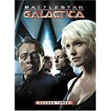 Battlestar Galactica: Season 3by Edward James Olmos