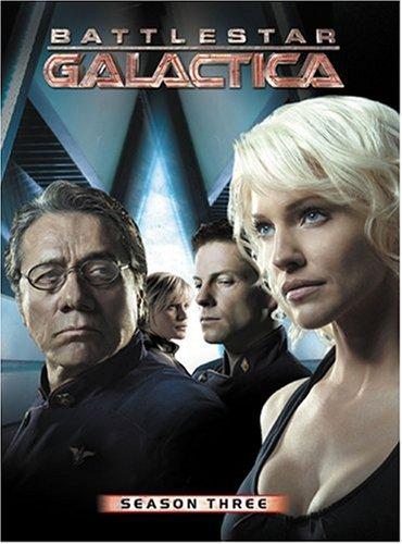 Battlestar Galactica (2004): Season Three (6pc) [DVD] [Import]