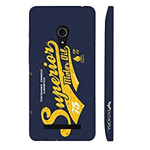 Asus Zenfone 5 Superior Dry designer mobile hard shell case by Enthopia