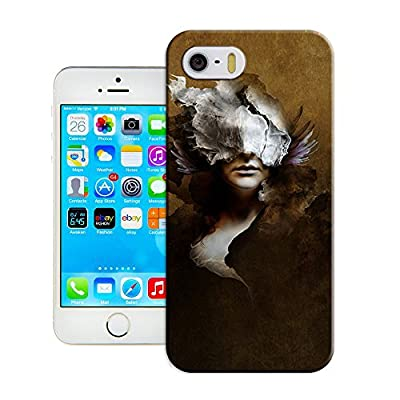 Craft shop iPhone 5s Case,iphone 5 case,iphone5 case, Protective unique Stylish Case slim durable TPU Cases Cover for iPhone 5 5s,,Beautiful fashion girl .#1 by STARSHOP
