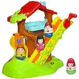 Playskool Weebles Treehouse Value Pack