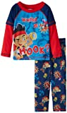 Disney Boys 2-7 Jake Where Is Hook 2 Piece Pajama Set