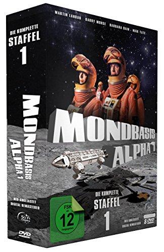 Mondbasis Alpha 1 - Extended Version - Staffel 1 (Neuabtastung) [8 DVDs]
