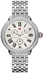 NEW MICHELE SEREIN LADIES WATCH MWW21A000010