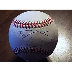 Yu Darvish Signed Official Major League Baseball JSA LOA
