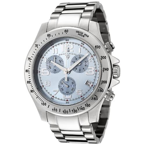 Swiss Legend Mens 50041 102 Eograph Collection Chronograph Blue Dial