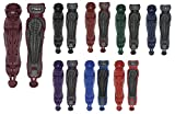 Rawlings TTNLGY Titan Series Youth 13 inch Fastpitch Softball Leg Guards (Ages: 9-12)