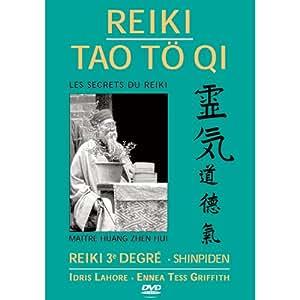 DVD Coffret de Formation au Reiki - 3ème degré Shinpiden
