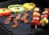 Tapis-grille-pour-barbecue-anti-adhsif-Cookie-feuille-Doublure-Four-rutilisable-Tapis-de-cuisson-barbecue-grill-TAPIS-Extra-pais-robuste-Fonctionne-sur-gaz-Four-lectrique-Gris-anthracite