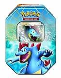 Pokemon Trading Card Game: Heartgold And Soulsilver Collector'S Tin - Feraligatr