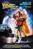 Back to the Future II Movie Large Classic A1 Size Glossy Poster 35 x 23 inch