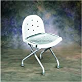 INV9981 - Folding Shower Chair with Back, 29