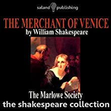 The Merchant of Venice Audiobook by William Shakespeare