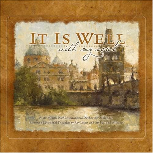 Buy It Is Well With My Soul 2008 Wall Calendar
